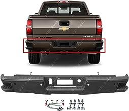 rear bumper for 2016 chevy silverado