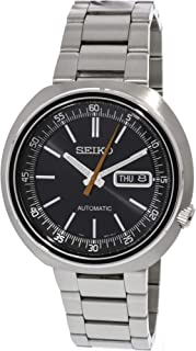 Seiko Men's SRPC11K Silver Stainless-Steel Automatic Diving Watch