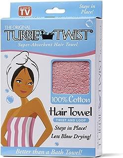 The Original Turbie Twist, Colors may vary