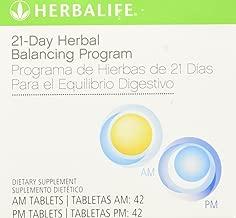 herbalife 21 day herbal balancing program