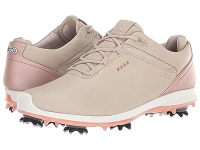 ECCO Golf BIOM G 2 Free GORE-TEX(r) (Oyster) Women