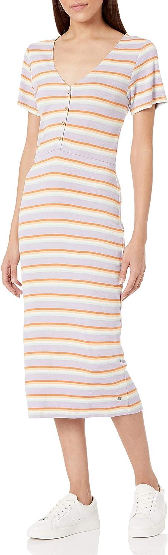 Roxy Women's Bring It on Buttoned Dress