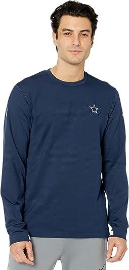 Dallas Cowboys Nike Dri-Fit Crew Top