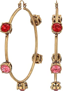 Red/Pink/Yellow Gold-Tone