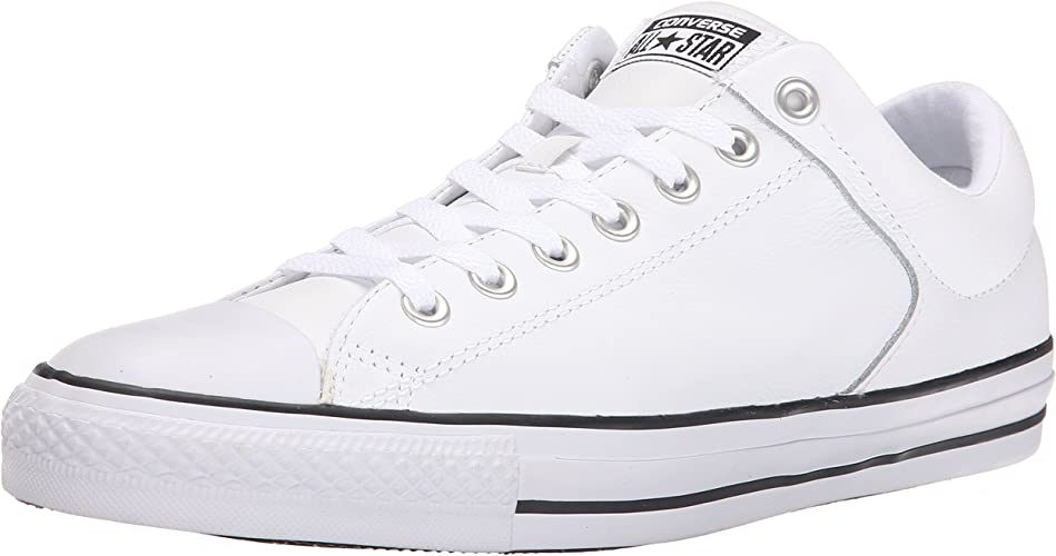 Converse CT High rue Ox blanc, paniers Mixte Adulte