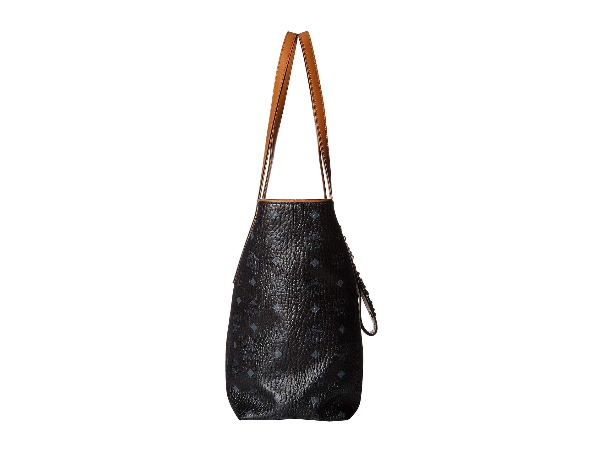 Medium Black Shopper Anya Mcm Medium Anya Mcm Anya Black Shopper Mcm TUqSdE