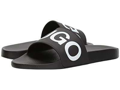 BOSS Hugo Boss Time Out Slide by HUGO (Black 1) Men
