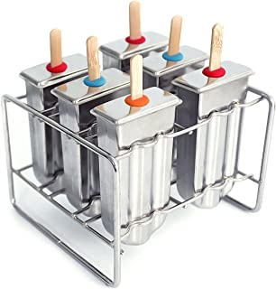 metal lolly moulds