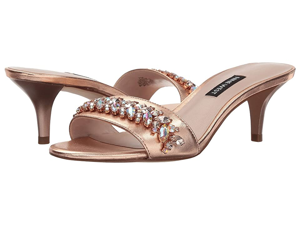 Nine West Lelon (Pink Metallic) Women