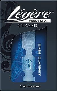 Legere BCB.0 Bb Bass Clarinet Standard Reed 3.0