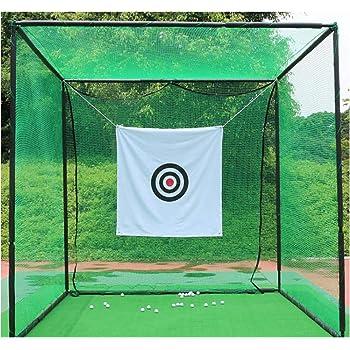 Golf At Home Cage de Practice de Golf - 3mx3m