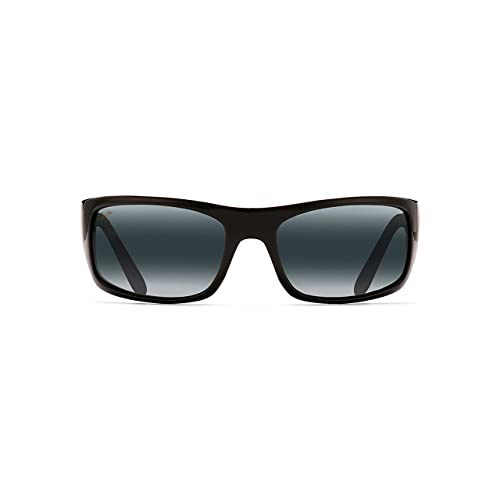 ade4042d18d9 Maui Jim Peahi Rectangular Sunglasses