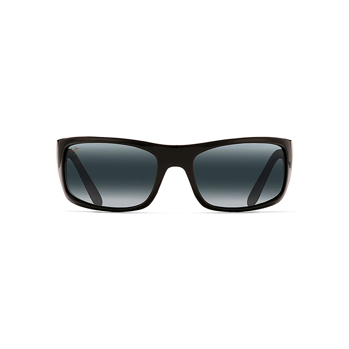 Maui Jim North Star Polarized Matte Silver Classic Frame Sunglasses