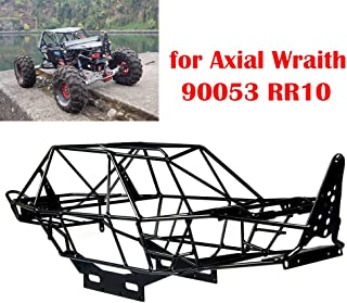 Metal Steel Frame Body Roll Cage For 1/10 RC Crawler Axial Wraith AX90053 RR10