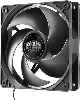 Cooler Master Silencio FP 120 3-Pin Ventola per Case '1200 +/- 200 RPM, 120mm, Loop Dynamic Bearing (LDB)' R4-SFNL-12FK-R1