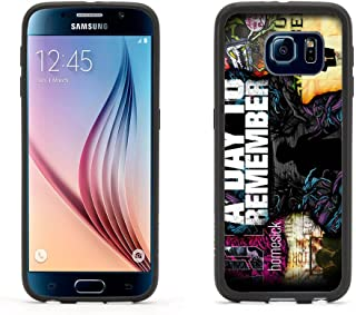 A DAY TO REMEMBER for Samsung Galaxy S6 Edge Black case