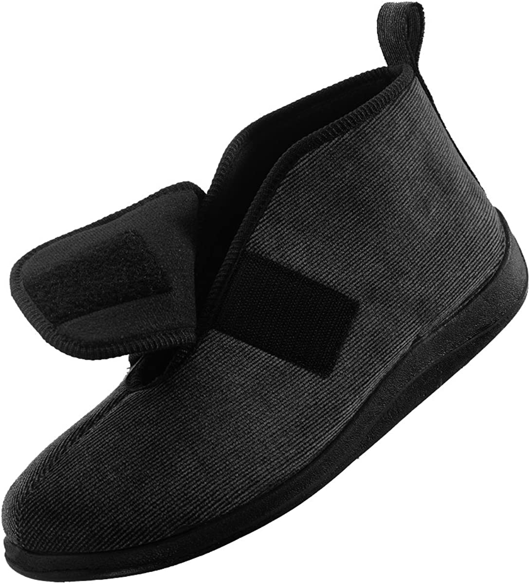 Comfortrite Wide Slippers for Men Extra