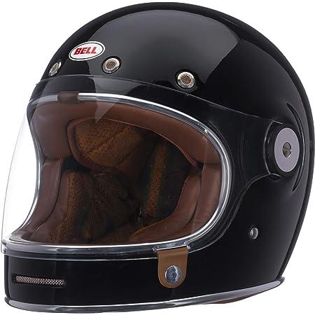 BELL ヘルメット Bullitt 14-21年 現行モデル ソリッドカラー グロス黒/L(58~59cm) [並行輸入品]