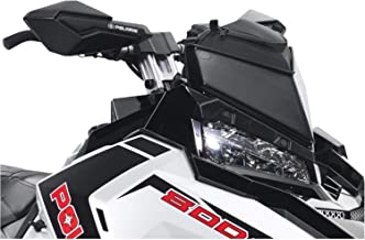 Genuine Pure Polaris Snowmobile AXYS Pro-Fit Heated Low Pro Windshield Bag pt# 2880481