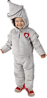Baby Boys' The Wizard of Oz Tin Man Cuddly Costume