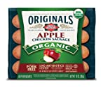 Dietz & Watson Originals Organic Apple Chicken Sausage, 10 oz