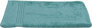 Divine Cotton Solid Pattern,Turquoise - Hand Towels
