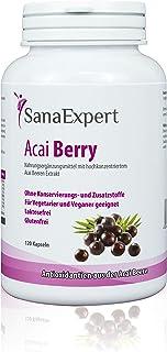 SanaExpert Acai Berry, Suplemento Nutricional con Extracto