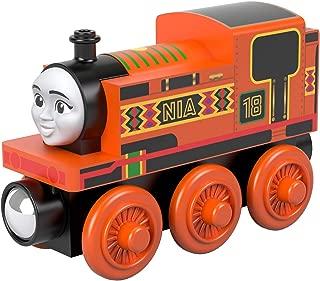 wooden railway nia