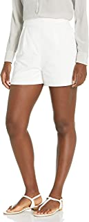 Women's Cotton Linen Shorts