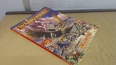 Warhammer Rulebook 1996