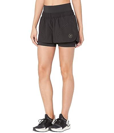 adidas by Stella McCartney Truepur Shorts FU0280 (Black) Women