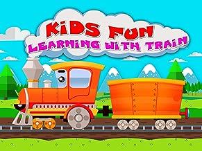 Kids Fun - Learning with Train