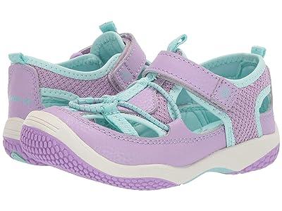 Stride Rite SR Marina (Toddler) (Purple) Girls Shoes