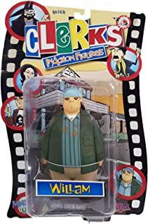 Clerks William Inaction Figure