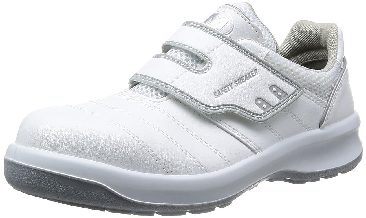 飢饉母多数の[ミドリ安全] 安全作業靴 JSAA認定 グリーン購入法適合 マジックタイプ プロスニーカー G3595 メンズ
