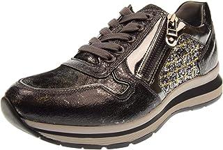 ofrecemos varias marcas famosas negro GIARDINI Zapatos Mujer Zapatillas Bajas Bajas Bajas A806570D   105  hasta un 60% de descuento