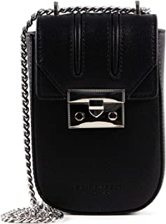 Seidenfelt Roros Mobile Umhängetasche 18 cm black
