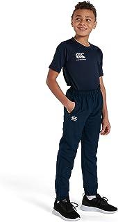 canterbury Kids Club Plain Taper Leg Cuffed Trackpant