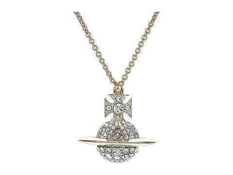 Vivienne Westwood Lena Orb Pendant Necklace