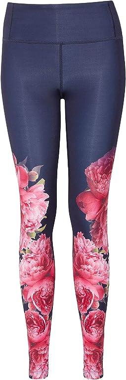 Peonies Legging