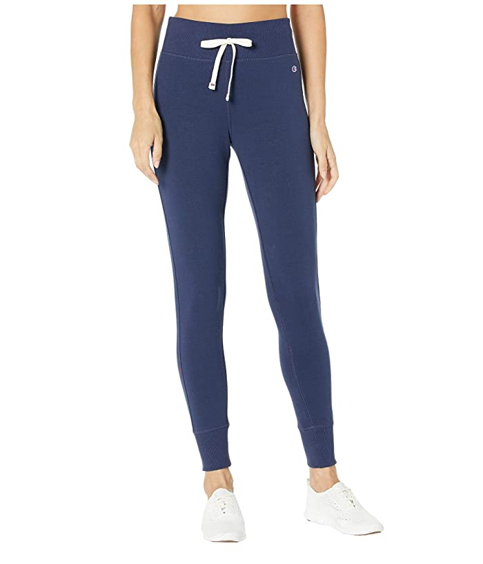 Champion  Heritage Jogger Tights (Athletic Navy) Womens Clothing
