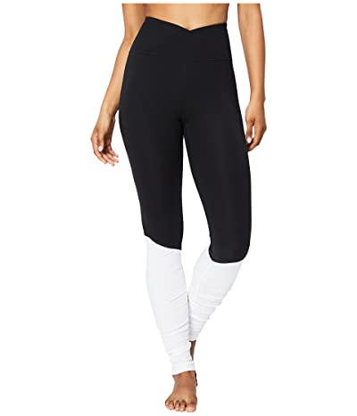 Core 10 Icon Series The Ballerina Yoga Leggings (Black/White) Women