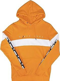Kappa Men's Sweatshirt - Orange