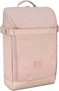 Backpack Women & Men Rose - Johnny Urban LUCA Daypack Made from Recycled Plastic Bottles - Laptop 15.6 Inch Business Rucksack for Leisure, Work, College, Yoga & Fitness - Outer Fabric Waterproof