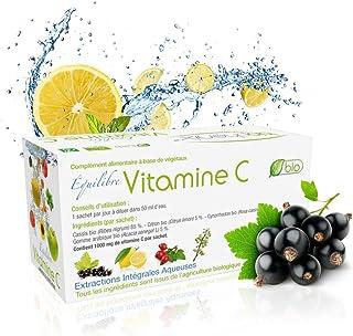 Suplemento alimenticio Vitamina C 100% natural y 100% bio
