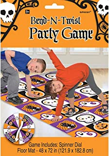 Halloween Bend and Twist Party Game