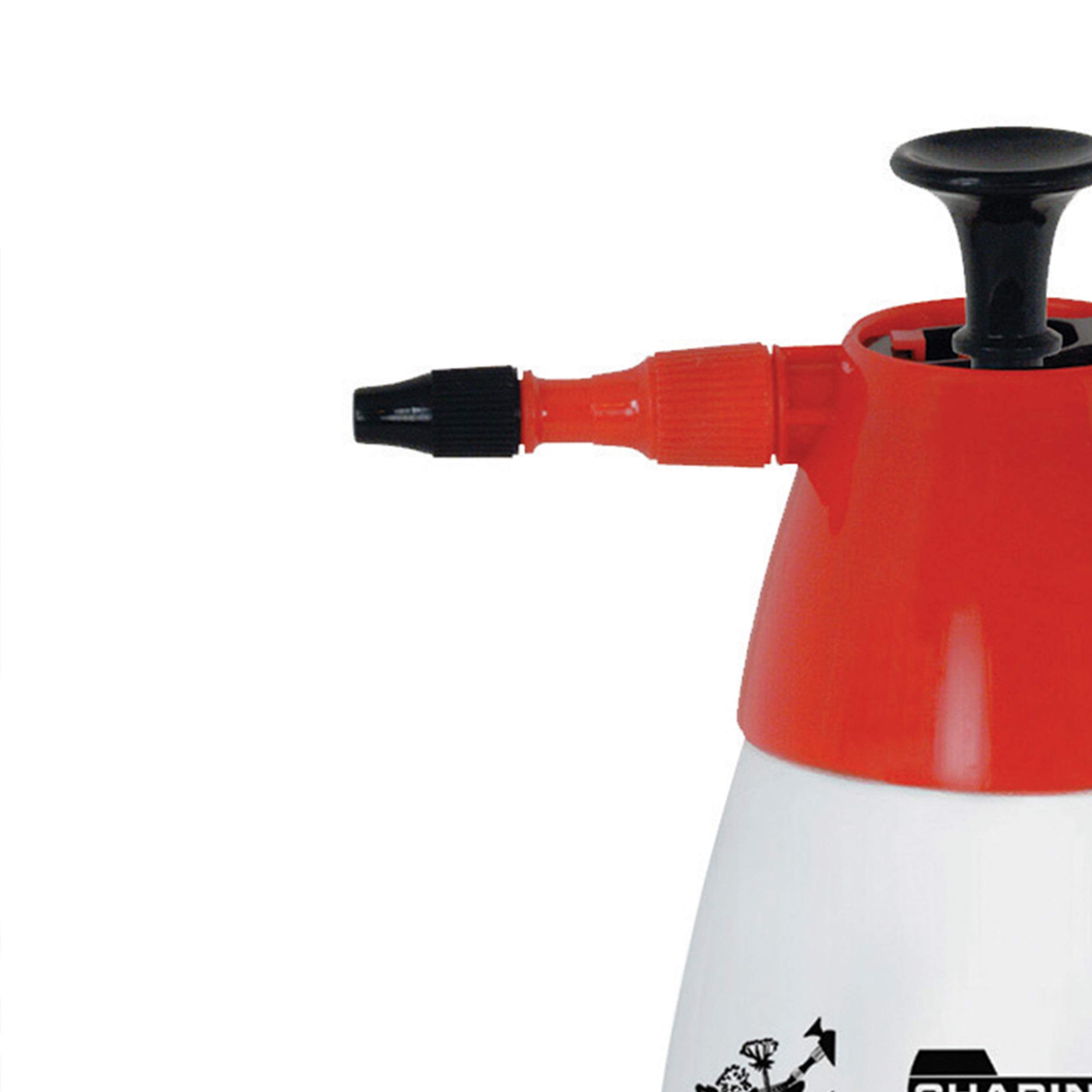 Chapin International 1002 48-Oz Multi-Purpose Sprayer, Red/White, Fine to Coarse Spray