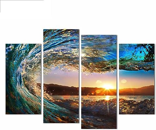 marca en liquidación de venta ENCOCO 4pcs 4pcs 4pcs 5d diy Crystal Full Diamond Rhinestone pintura por número Kit de punto de cruz bordado Craft Decoración del hogar  producto de calidad