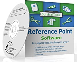 Reference Point Template, Version: APA Style for Mac