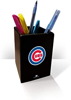 Fan Creations MLB Chicago Cubs Pen/Pencil Holder
